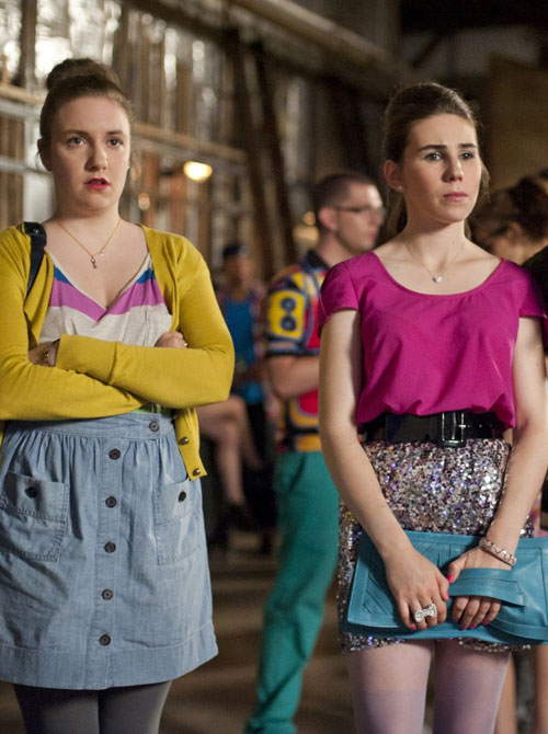 Serialul Girls se termina dupa al saselea sezon