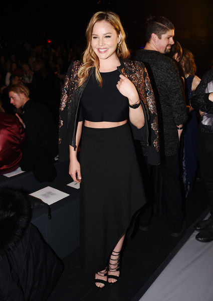 Vedete la New York Fashion Week