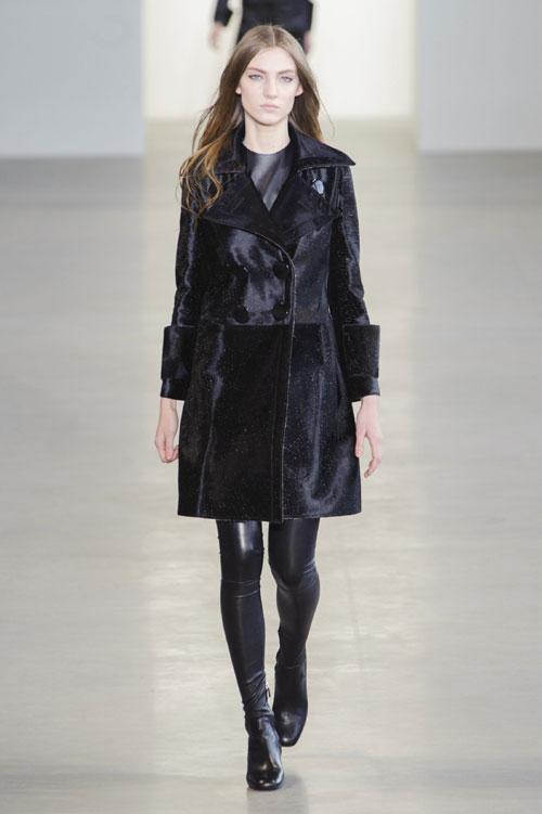 Calvin Klein colectia toamna iarna 2015-2016