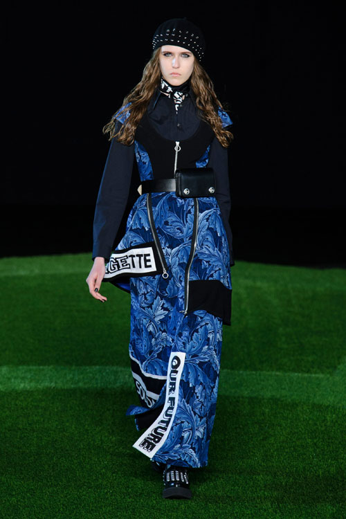 Marc Jacobs colectia toamna iarna 2015-2016