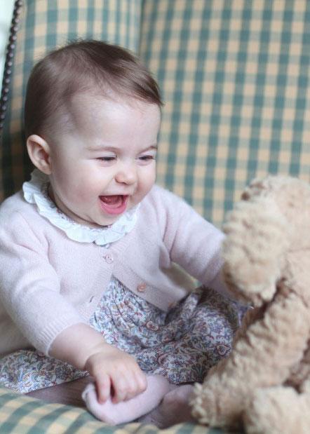 Printesa Charlotte a Marii Britanii – noua muza a lui Marc Jacobs