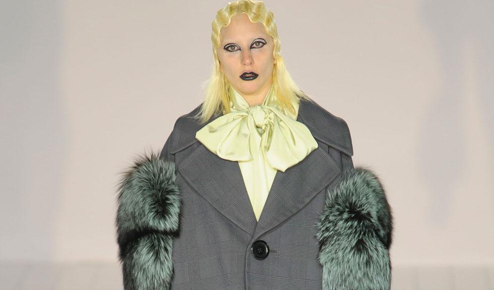 Lady Gaga – model de catwalk pentru Marc Jacobs