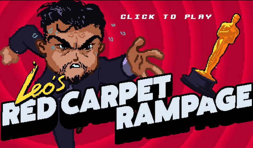 Leonardo DiCaprio – vedeta unui joc in care poate fi ajutat sa castige Oscarul!