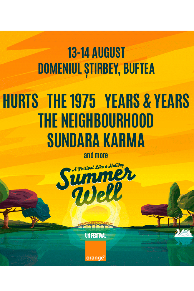 Summer Well 2016 – primele nume anuntate
