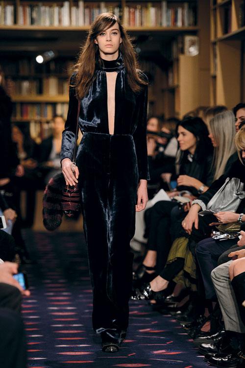 Fashion trend: atingere de catifea