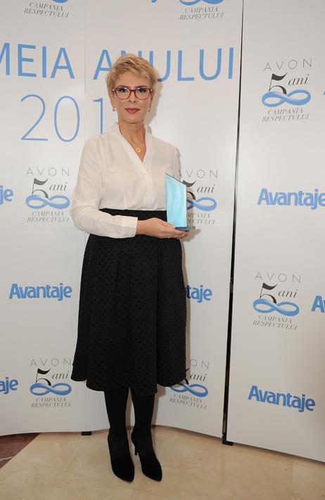 Gala premiilor Femeia Anului, organizata de revista Avantaje, a ajuns la cea de-a XVIII- a editie