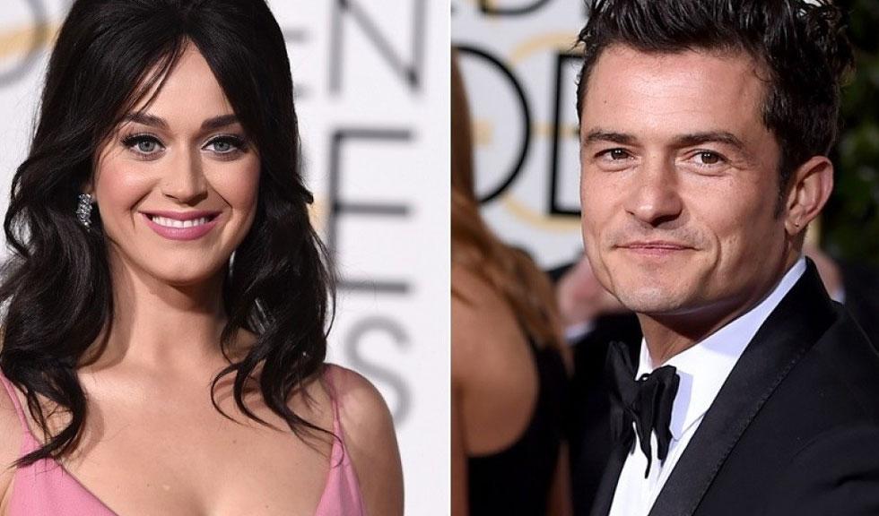 Orlando Bloom si Katy Perry si-au confirmat public relatia