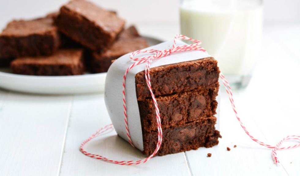 Brownies cu extra ciocolata
