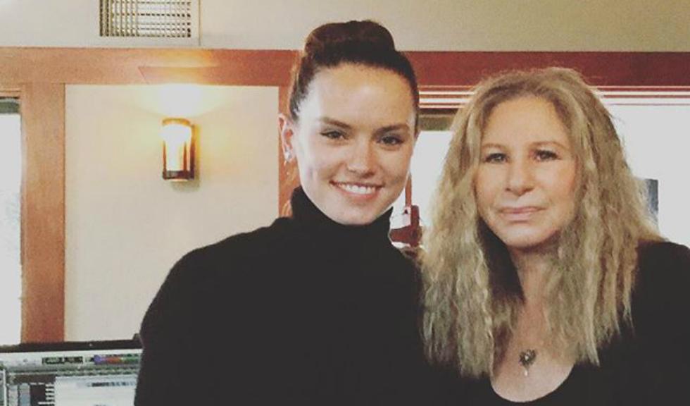 Daisy Ridley – duet cu Barbra Streisand