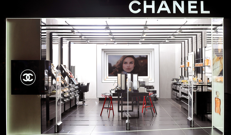 CHANEL Fragrance & Beauty space, inaugurat in Baneasa Shopping City