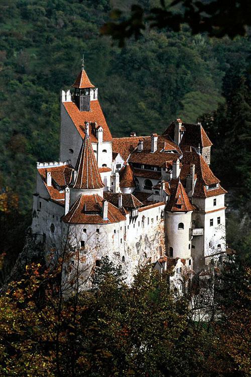 10 castele din Romania pe care merita sa le vizitezi