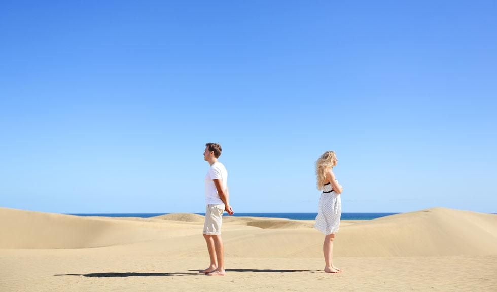O relatie esuata – Femeile puternice merg mai departe