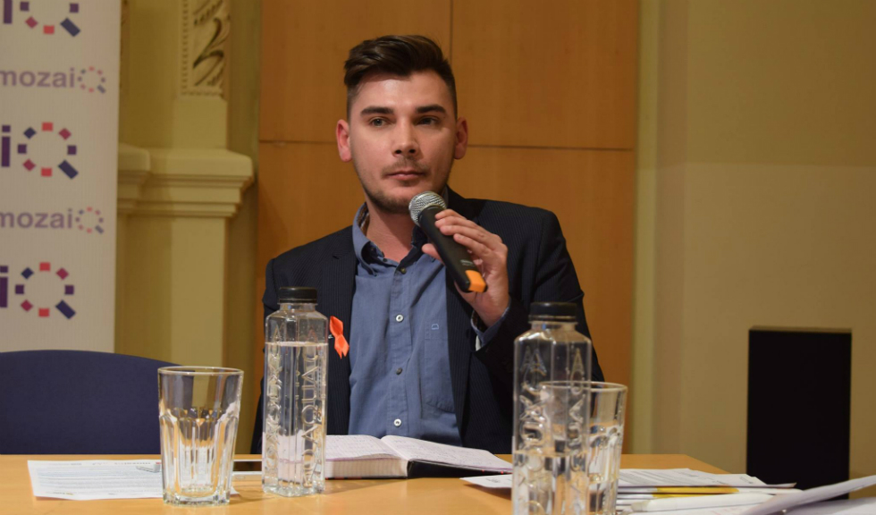 Vlad Viski: Iubirea egala pentru toti cetatenii