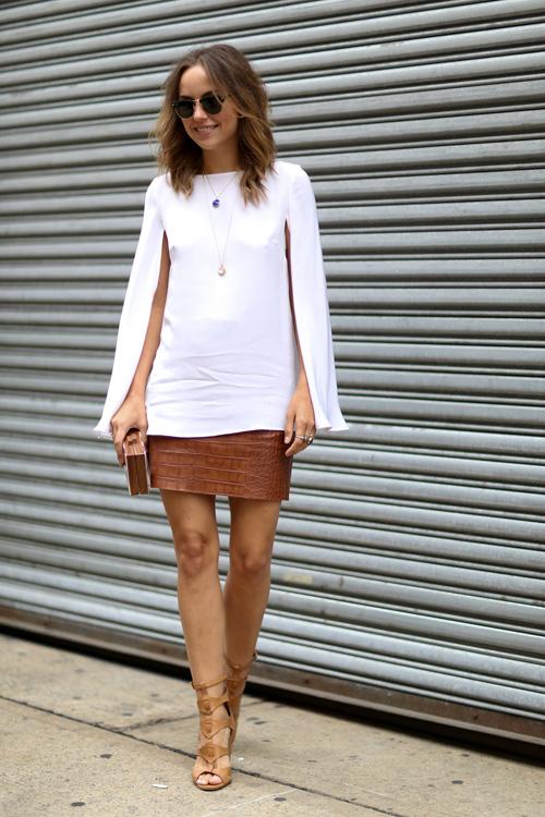 10 moduri cool de a purta fusta mini in acest sezon