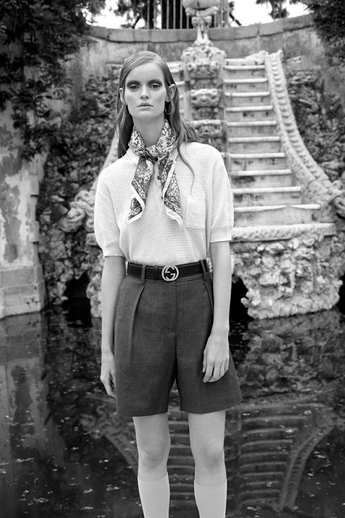 Editorial fashion: Gentlewoman