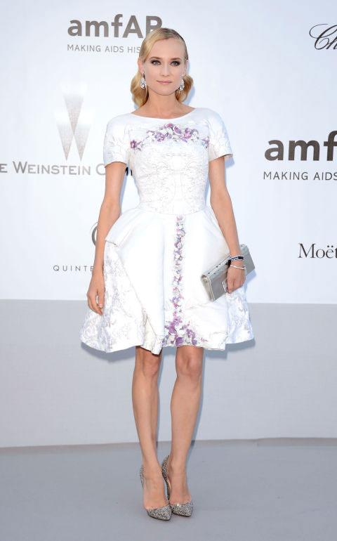 Star Style: Diane Kruger in 15 tinute memorabile pe covorul rosu