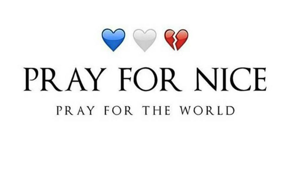 Vedetele isi arata sprijinul dupa atentatul de la Nisa
