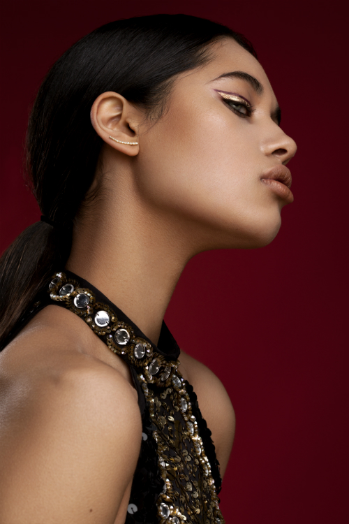 Editorial beauty: Gold Dust