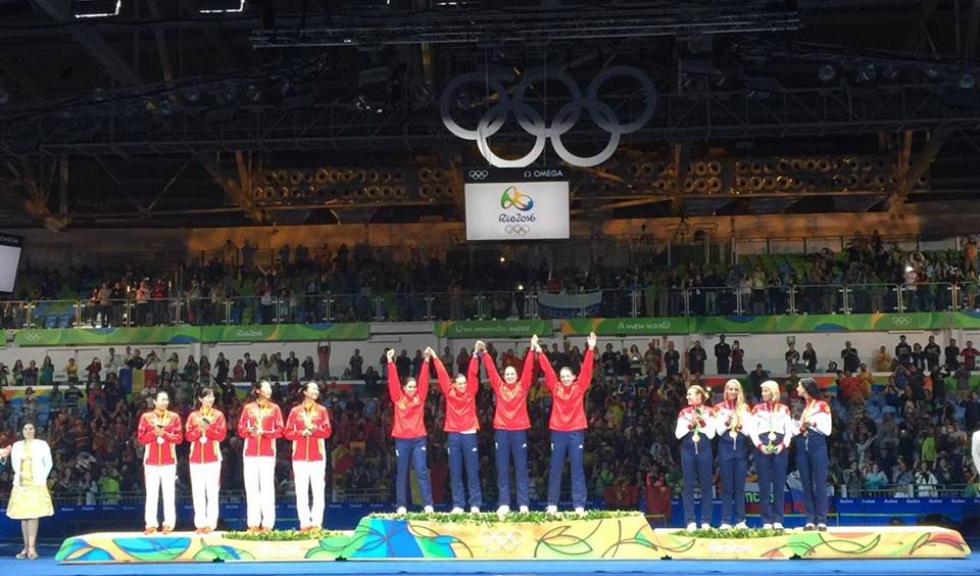Romania castiga prima medalie de aur la Olimpiada de la Rio!