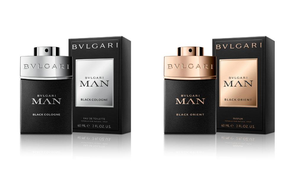 (P) Bvlgari lanseaza doua noi parfumuri, Bvlgari Man Black Cologne si Bvlgari Man Black Orient