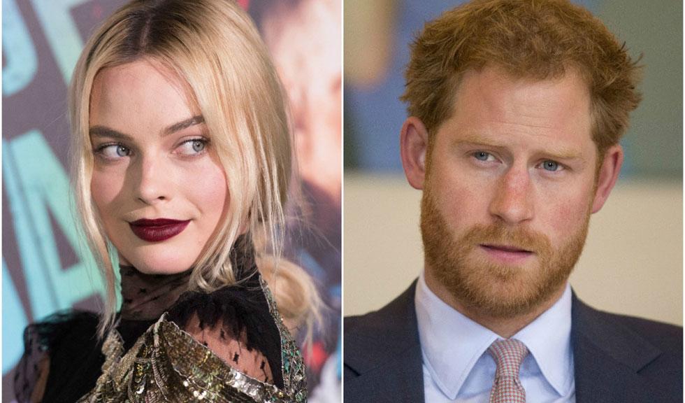Margot Robbie face marturisiri despre relatia cu Printul Harry