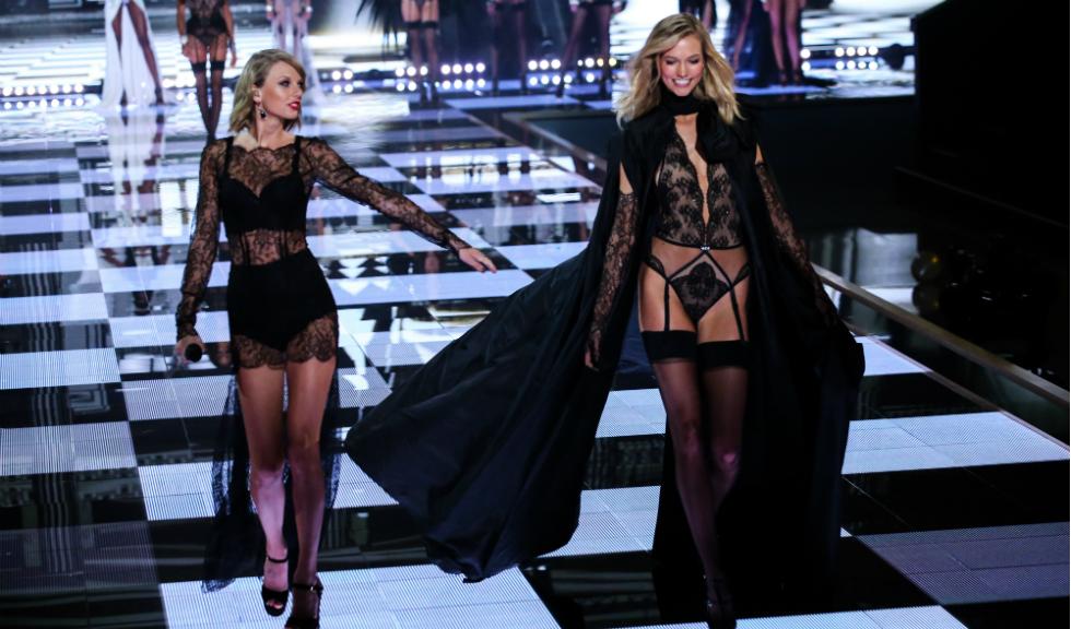 Taylor Swift: mesaj simpatic pentru Karlie Kloss