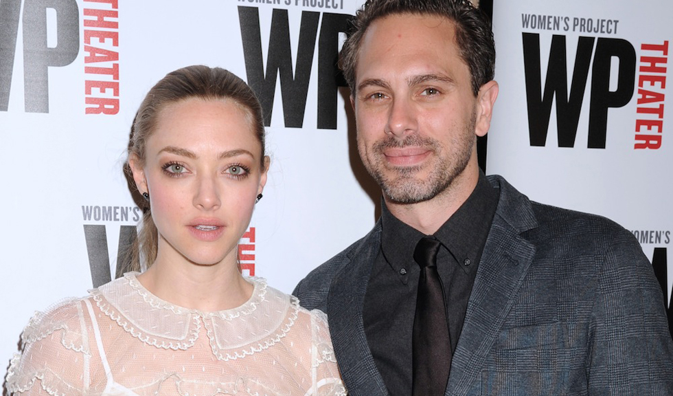 Amanda Seyfried si Thomas Sadoski s-au casatorit