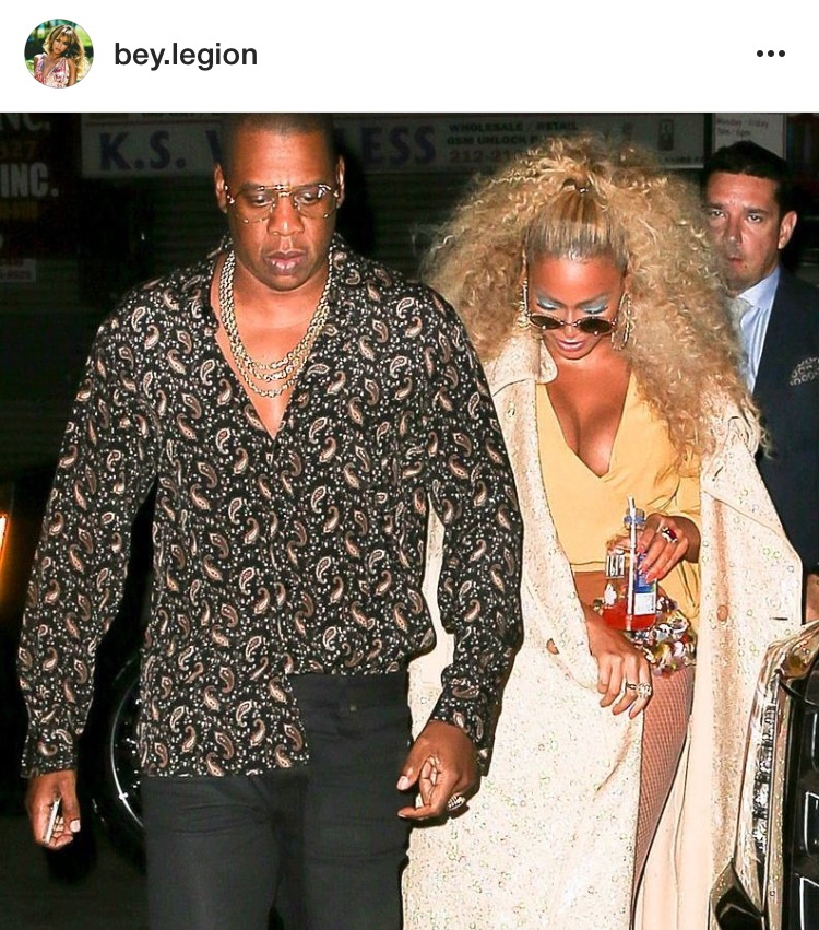 Detaliile petrecerii tematice a lui Beyonce