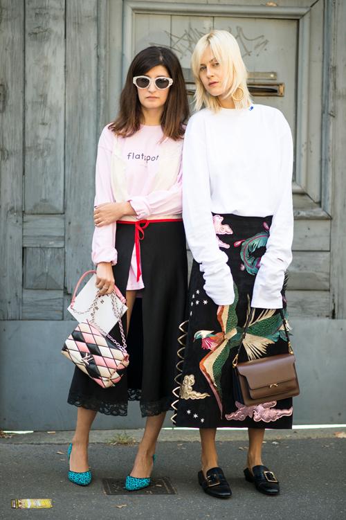 Milan Fashion Week 2016: Best street style looks (III)