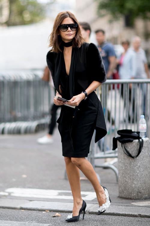 Paris Fashion Week – Best streetstyle looks