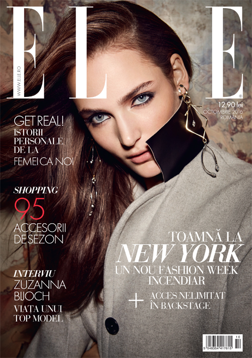 ELLE Octombrie 2016
