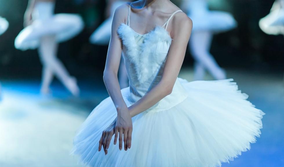 O zi din viata unei balerine: dieta
