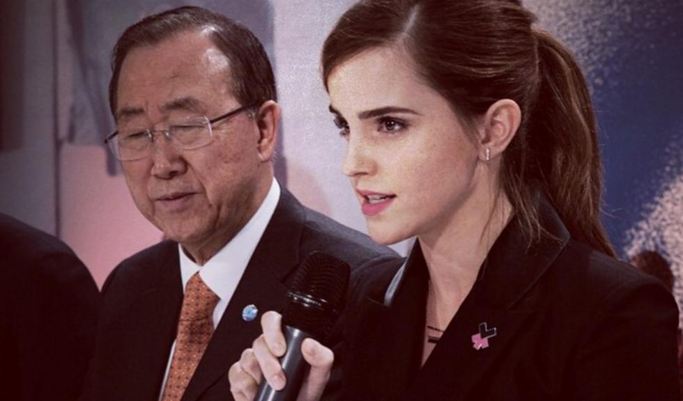 Emma Watson revine cu un nou film motivational pentru femei