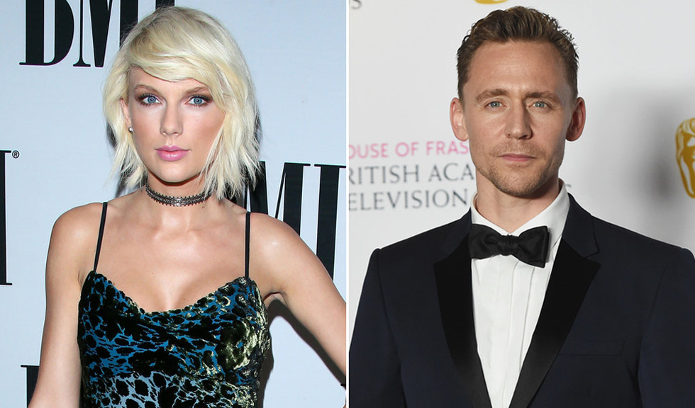 Taylor Swift si Tom Hiddleston s-au despartit