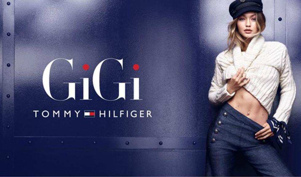 Tommy x Gigi – Tommy Hilfiger dezvaluie o colectie creata impreuna cu Gigi Hadid