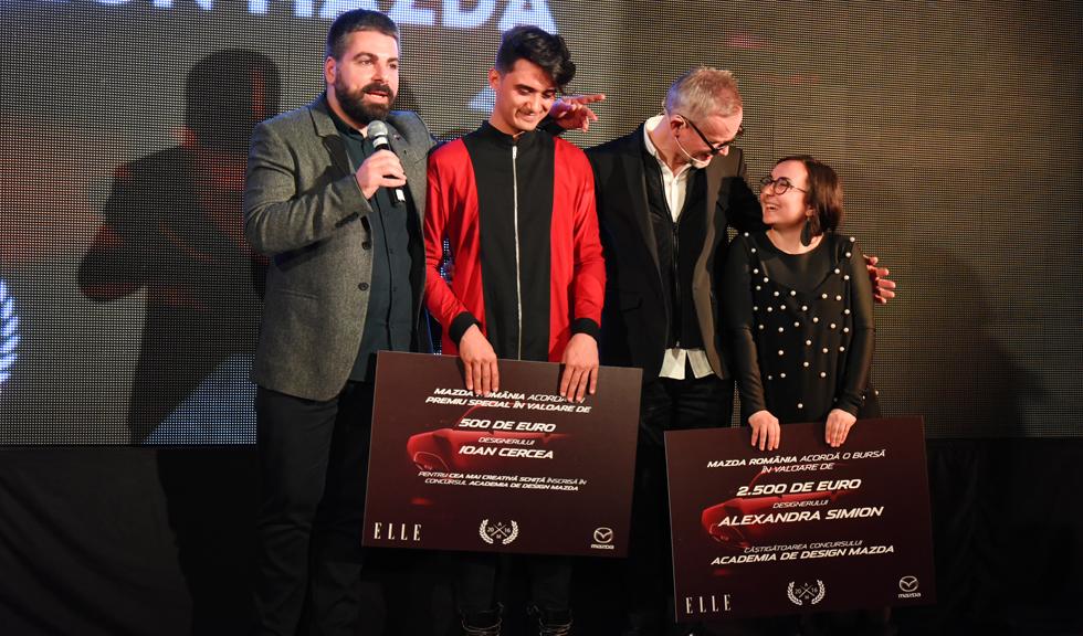 Concursul Academia de design Mazda – Kodo Urban Fit si-a desemnat castigatorii