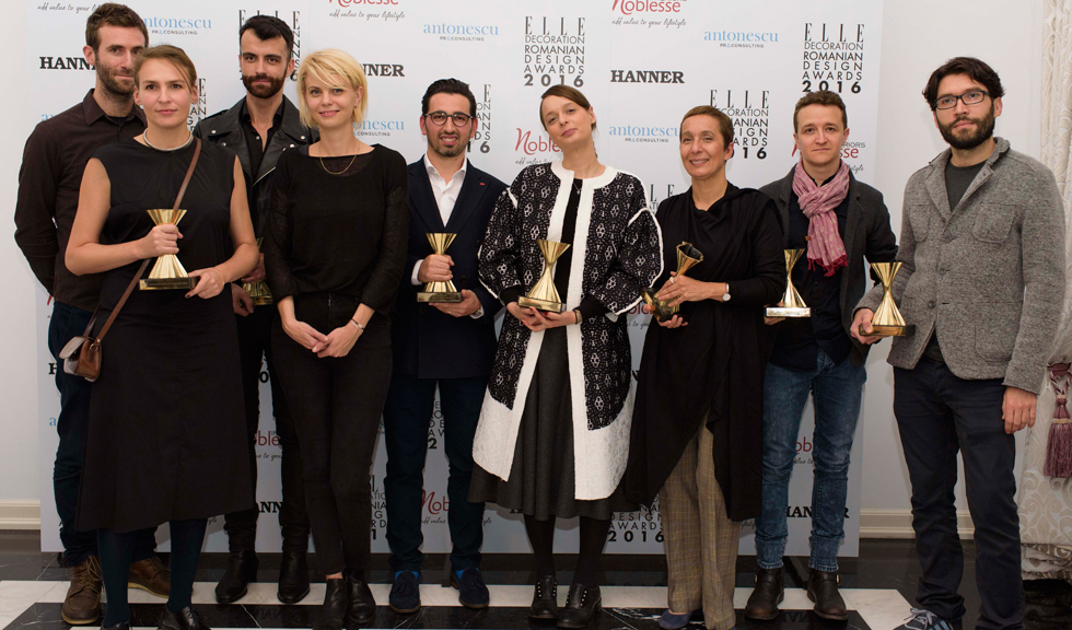 Competitia ELLE Decoration Design Awards 2016 si-a desemnat castigatorii