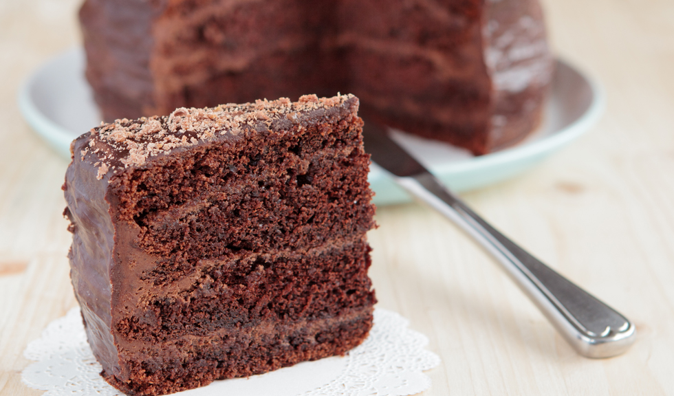 Tort de ciocolata cu crema de unt si espresso