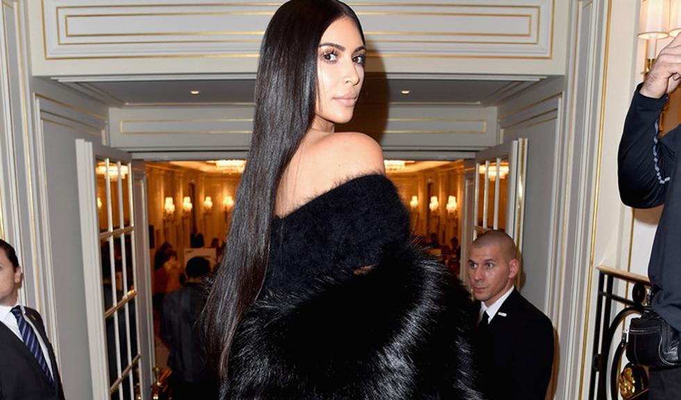 Kim Kardashian a revenit in social media