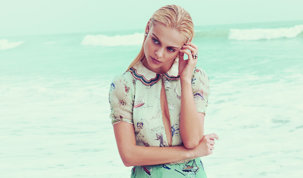 Making of: Editorial fashion – Hamptons (VIDEO)