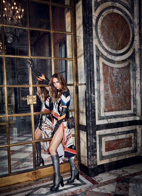 Editorial fashion: The new Bond girl