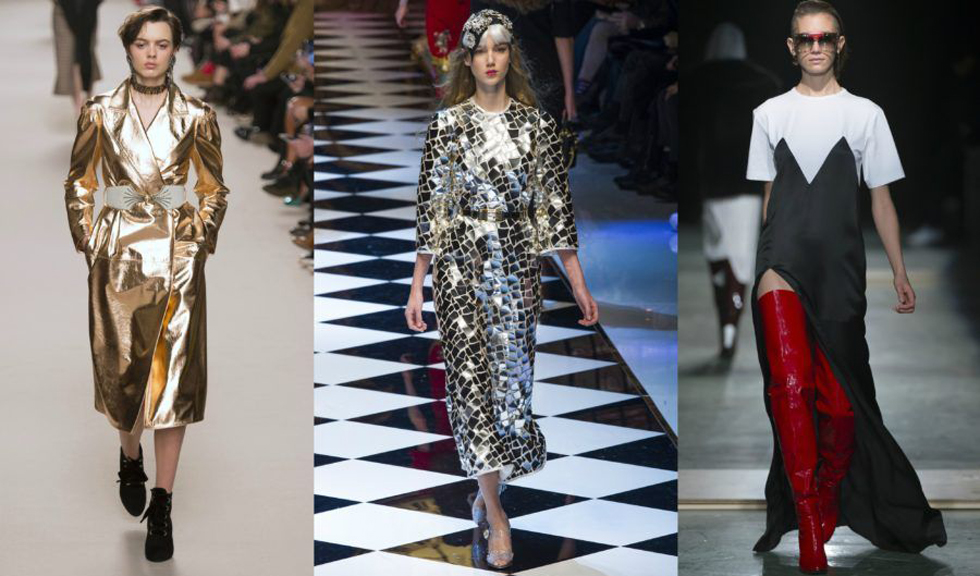 Fii gata de party! Editorii de moda ELLE iti recomanda cele mai trendy tinute