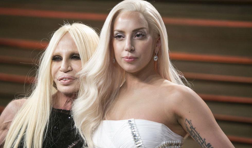 Lady Gaga o va interpreta pe Donatella Versace