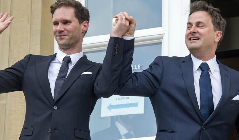 Prim ministrul Luxemburgului este primul inalt oficial UE intr-o casatorie cu o persoana de acelasi sex