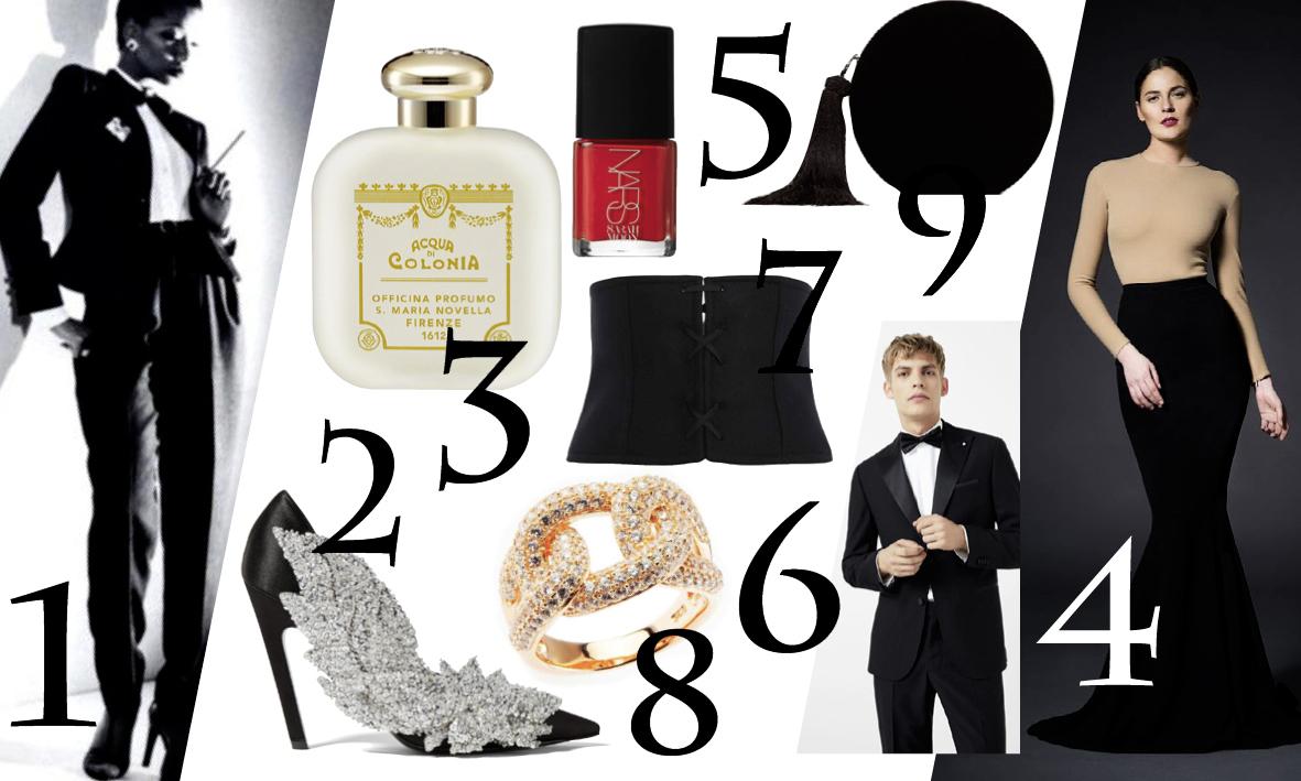 Factorul WOW sau cum sa fii gata de party ca un fashion editor!