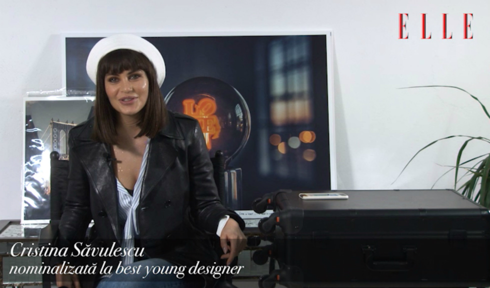 Nominalizatii Best Young Designer: La multi ani, ELLE! (VIDEO)