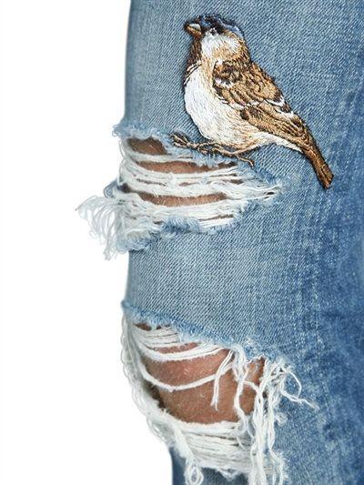 Inspiratie Jeans Couture #3: Glam Denim