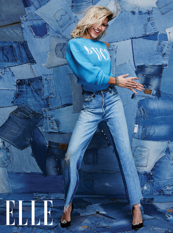 Elle Style Awards: 5 intrebari cu… Alina Eremia (VIDEO)