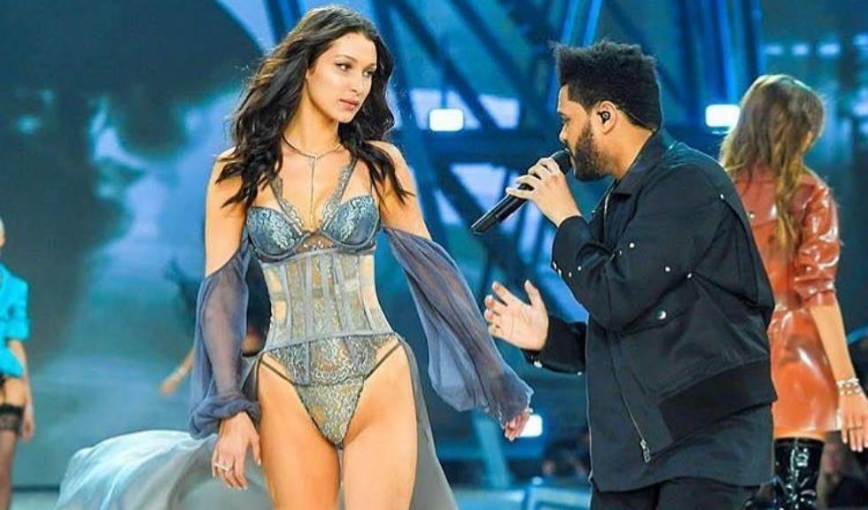 Bella Hadid si The Weeknd
