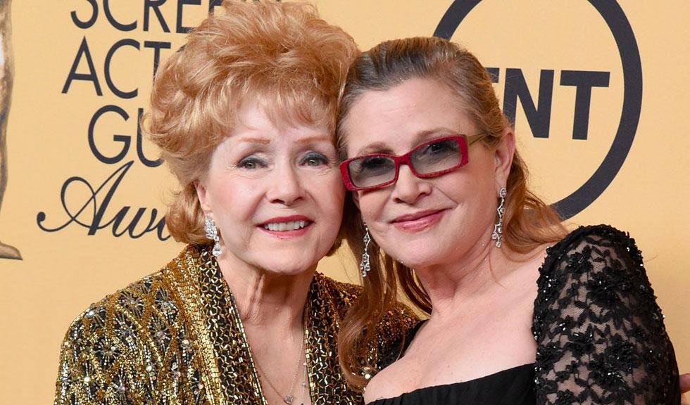 Actrita Debbie Reynolds a murit la o zi dupa decesul fiicei sale, Carrie Fisher